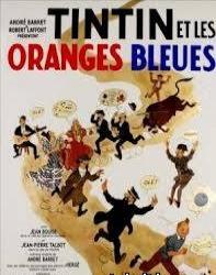 Тинтин и голубые апельсины / Tintin et les oranges bleues - смотреть онлайн