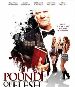 Тайны профессора Мелвилла / Pound of Flesh - смотреть онлайн